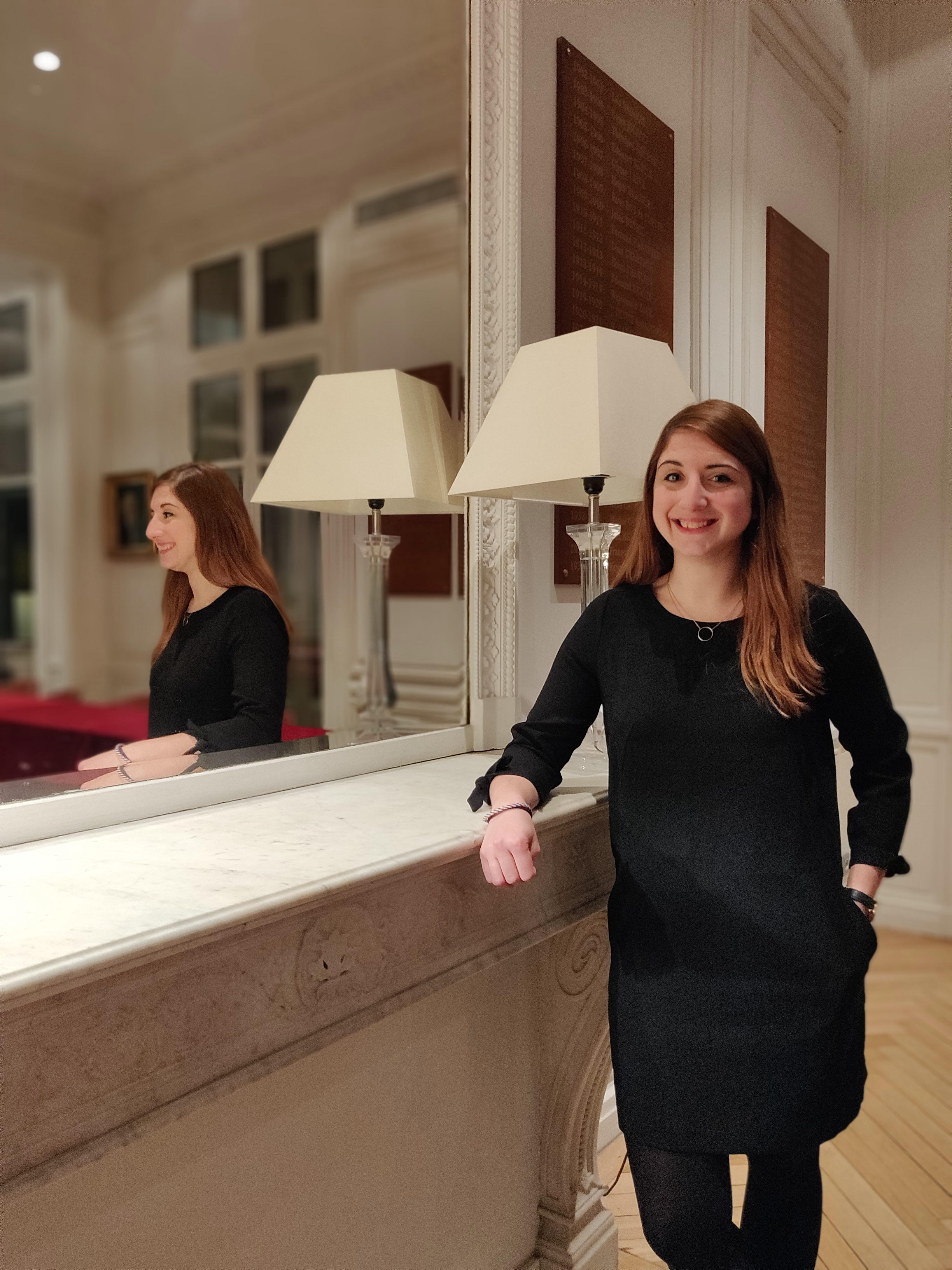 Aurore SICET - Membre bureau UJA 2019
