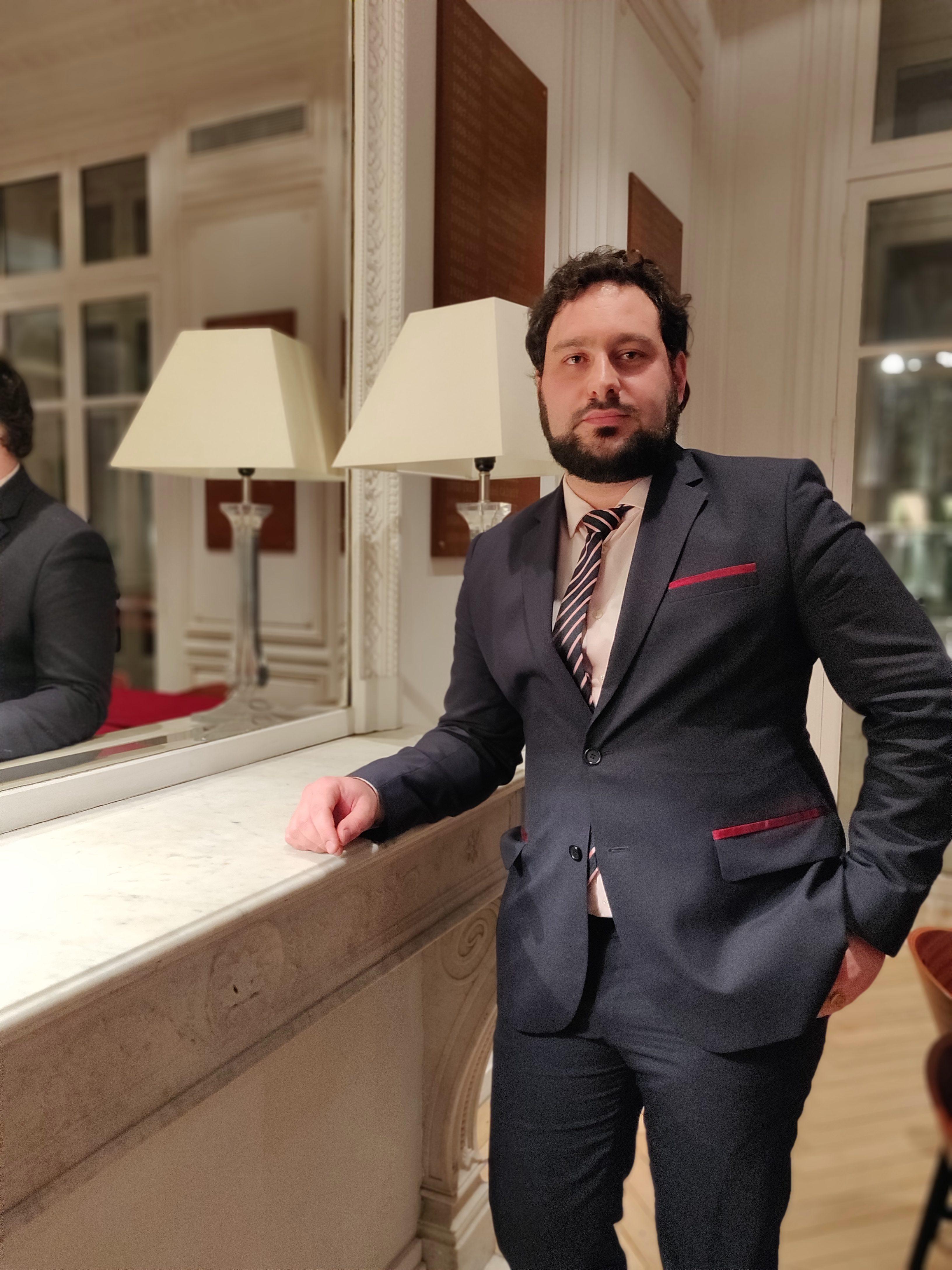 Louis Tandonnet - Membre bureau UJA 2019